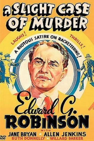 Caratula, cartel, poster o portada de A Slight Case of Murder