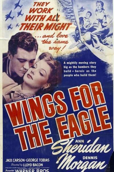 Caratula, cartel, poster o portada de Wings for the Eagle