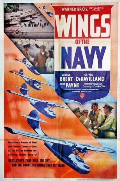 Caratula, cartel, poster o portada de Wings of the Navy