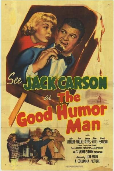 Caratula, cartel, poster o portada de The Good Humor Man