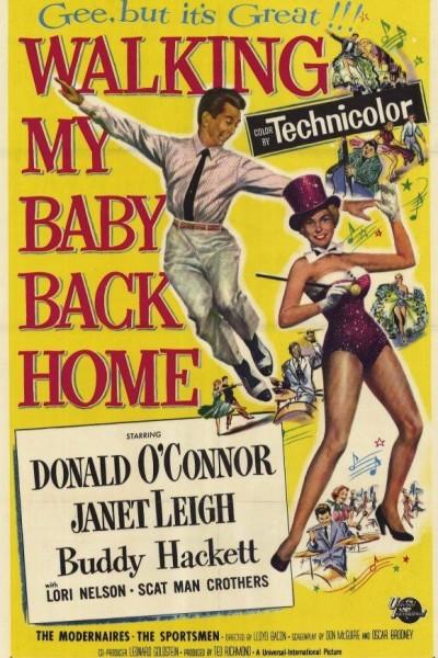 Caratula, cartel, poster o portada de Walking My Baby Back Home