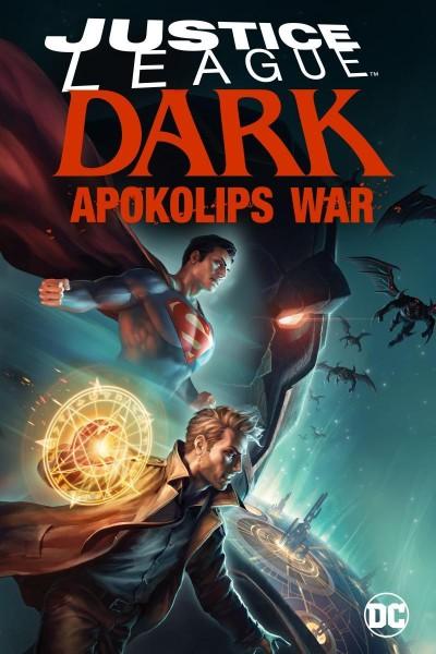 Caratula, cartel, poster o portada de Justice League Dark: Apokolips War