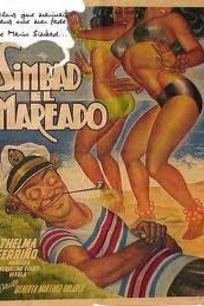 Caratula, cartel, poster o portada de Simbad el mareado