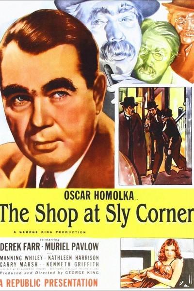 Caratula, cartel, poster o portada de The Shop at Sly Corner
