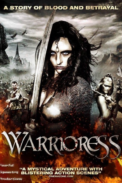 Caratula, cartel, poster o portada de Warrioress