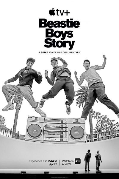 Caratula, cartel, poster o portada de Beastie Boys Story