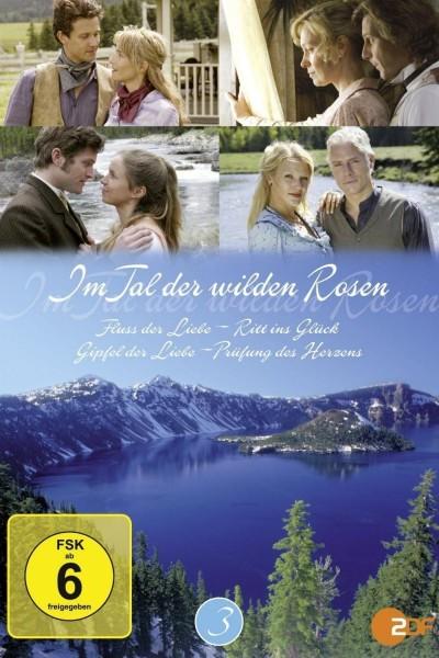 Caratula, cartel, poster o portada de En el valle de las rosas silvestres: La cumbre del amor