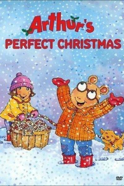 Caratula, cartel, poster o portada de Las navidades perfectas de Arthur