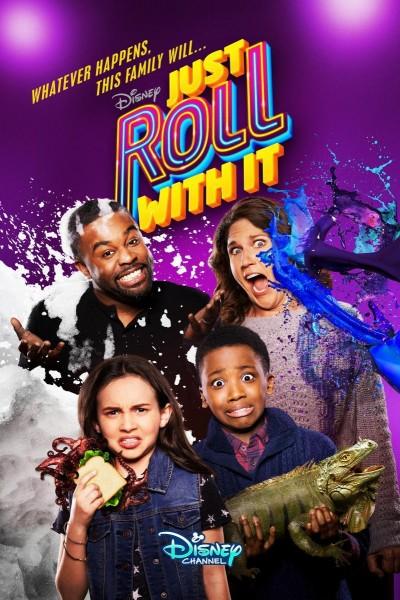 Caratula, cartel, poster o portada de Just Roll With It