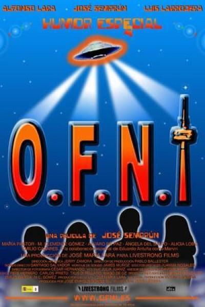Caratula, cartel, poster o portada de O.F.N.I.