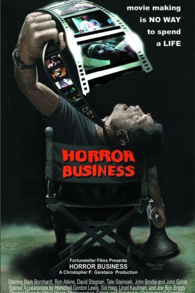 Caratula, cartel, poster o portada de Horror Business