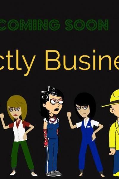 Caratula, cartel, poster o portada de Strictly Business