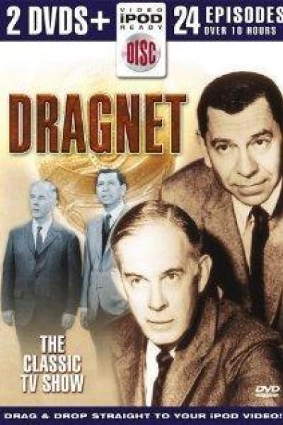 Caratula, cartel, poster o portada de Dragnet