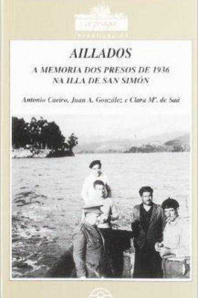 Caratula, cartel, poster o portada de Aislados