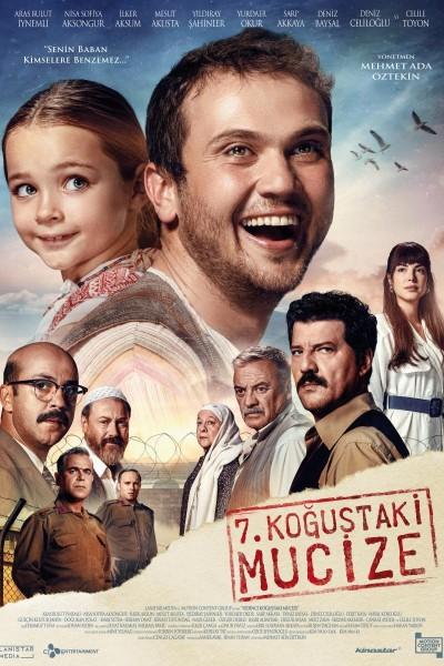 Caratula, cartel, poster o portada de Milagro en la celda 7