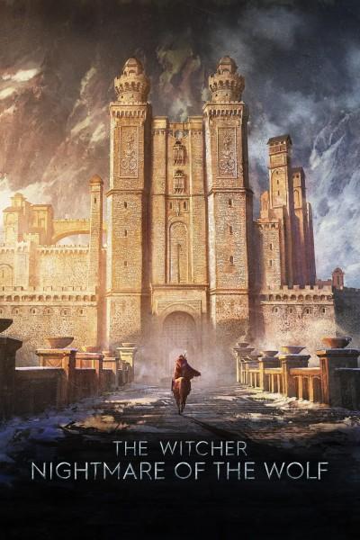 Caratula, cartel, poster o portada de The Witcher: Nightmare of the Wolf