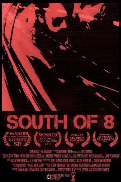 Caratula, cartel, poster o portada de South of 8