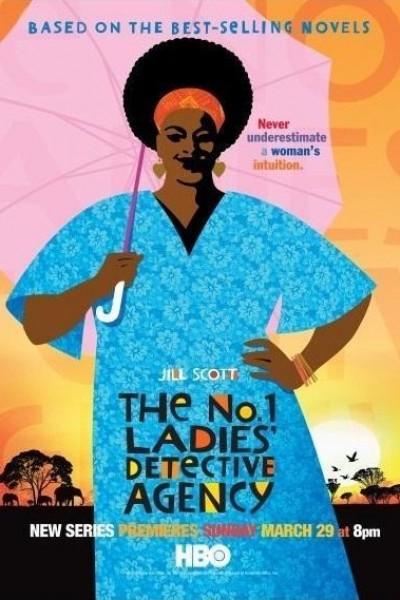 Caratula, cartel, poster o portada de The No. 1 Ladies Detective Agency