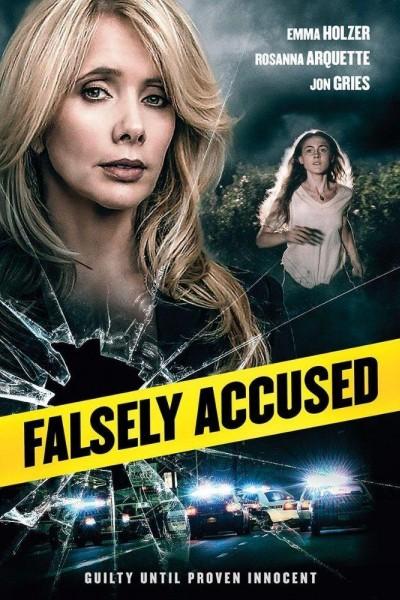 Caratula, cartel, poster o portada de Falsely Accused