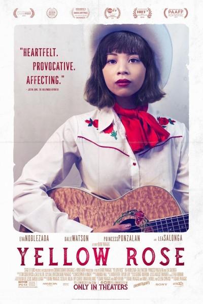 Caratula, cartel, poster o portada de Yellow Rose