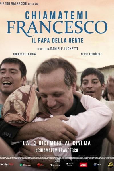 Caratula, cartel, poster o portada de Llamadme Francisco