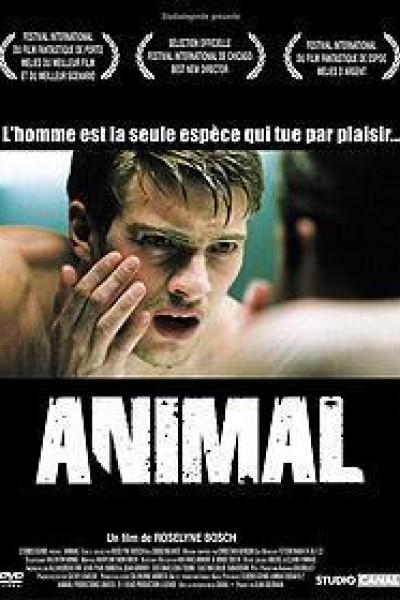 Caratula, cartel, poster o portada de Animal
