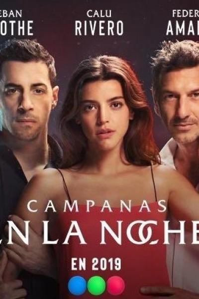Caratula, cartel, poster o portada de Campanas en la noche