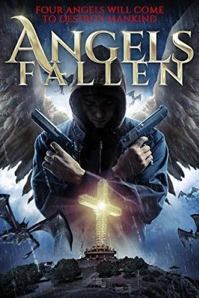 Caratula, cartel, poster o portada de Angels Fallen