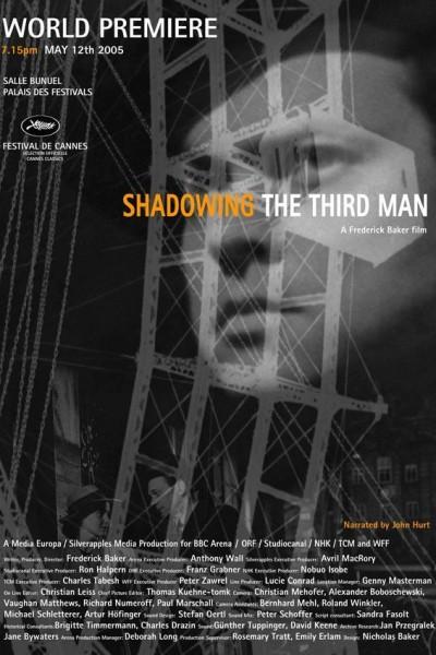 Caratula, cartel, poster o portada de Las sombras de El tercer hombre