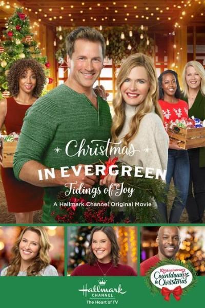 Caratula, cartel, poster o portada de Christmas in Evergreen: Tidings of Joy