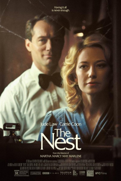 Caratula, cartel, poster o portada de The Nest