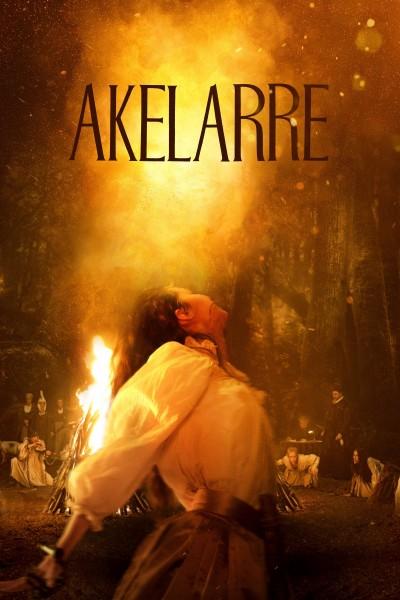 Caratula, cartel, poster o portada de Akelarre