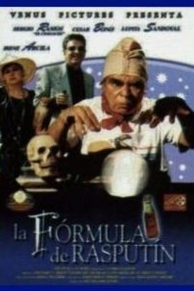 Caratula, cartel, poster o portada de La fórmula de Rasputín