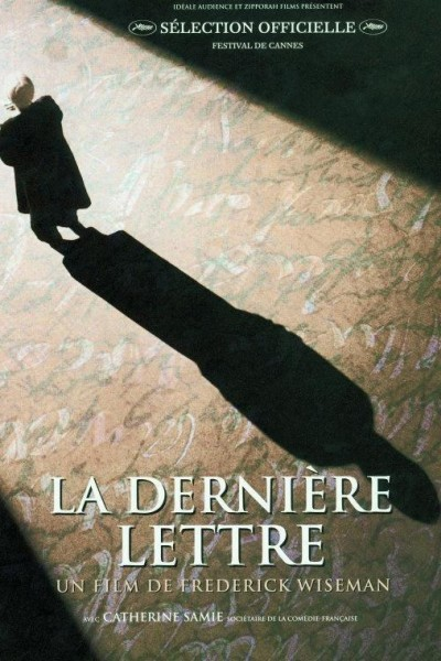 Caratula, cartel, poster o portada de La última carta