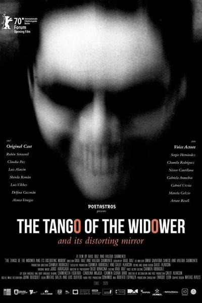 Caratula, cartel, poster o portada de El tango del viudo y su espejo deformante