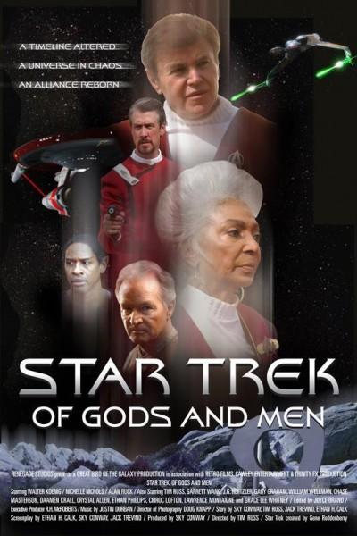 Caratula, cartel, poster o portada de Star Trek: Of Gods and Men