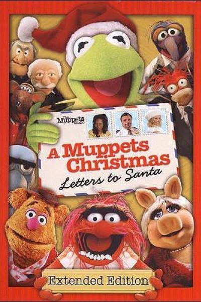 Caratula, cartel, poster o portada de Los Muppets en Navidad: Cartas a Santa Claus