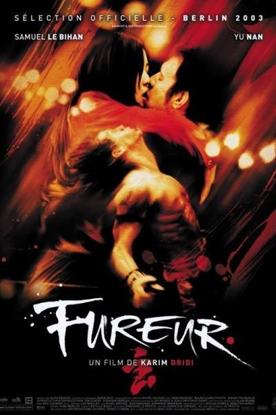 Caratula, cartel, poster o portada de Fureur