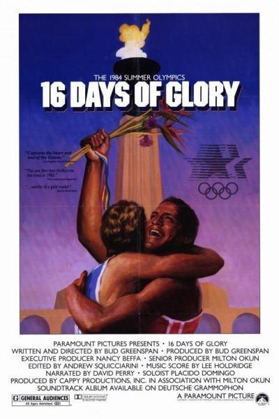 Caratula, cartel, poster o portada de 16 Days of Glory