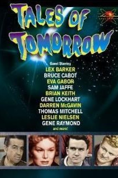 Caratula, cartel, poster o portada de Tales of Tomorrow