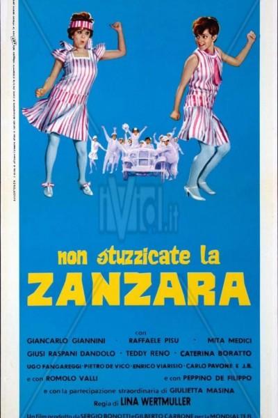 Caratula, cartel, poster o portada de Non stuzzicate la zanzara