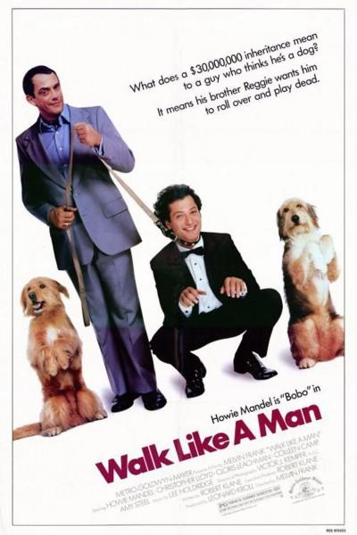 Caratula, cartel, poster o portada de Una auténtica vida de perros
