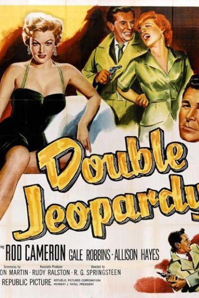 Caratula, cartel, poster o portada de Double Jeopardy