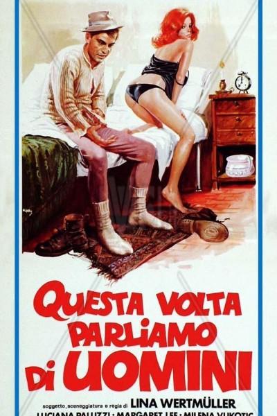 Caratula, cartel, poster o portada de Hablemos de hombres