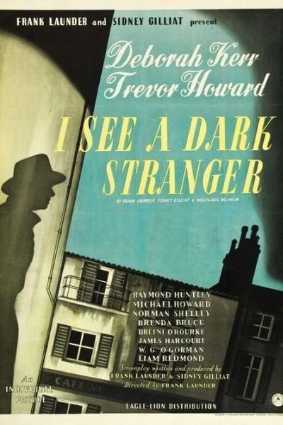 Caratula, cartel, poster o portada de I See a Dark Stranger