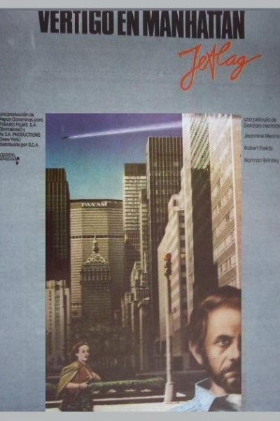 Caratula, cartel, poster o portada de Vértigo en Manhattan