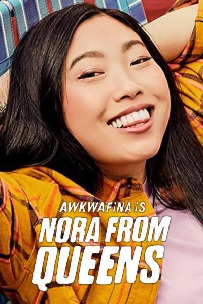 Caratula, cartel, poster o portada de Awkwafina es Nora de Queens