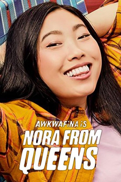 Caratula, cartel, poster o portada de Awkwafina Is Nora from Queens