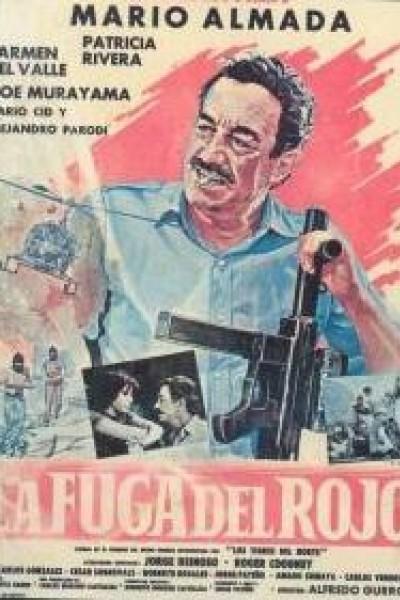 Caratula, cartel, poster o portada de La fuga del rojo