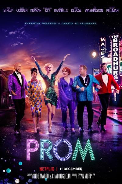 Caratula, cartel, poster o portada de The Prom